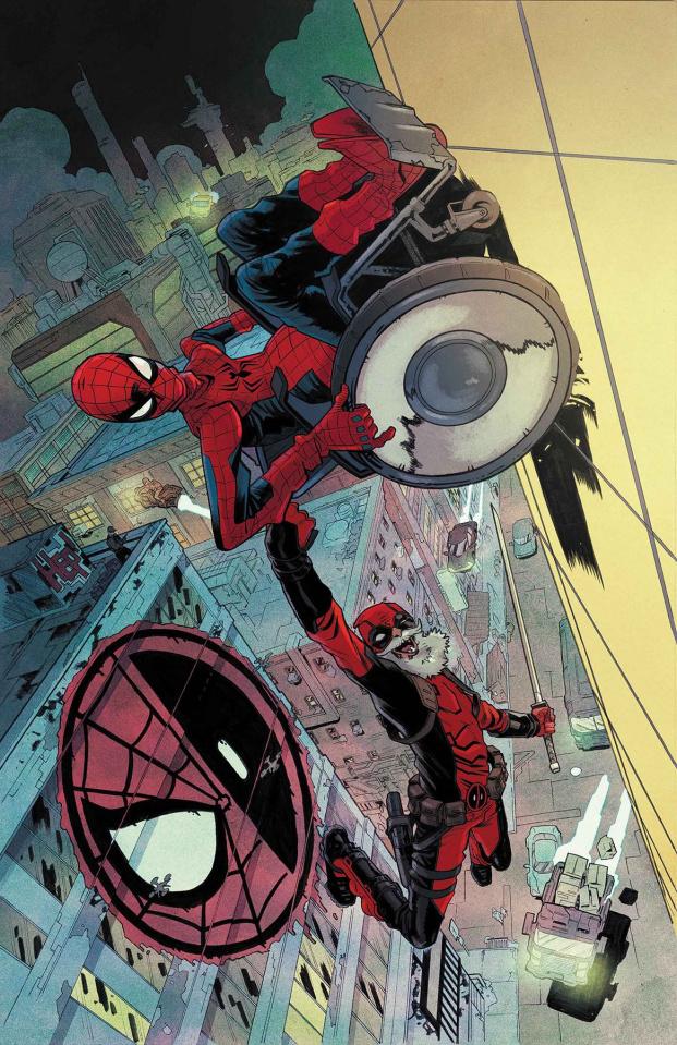 Spider-Man / Deadpool #26