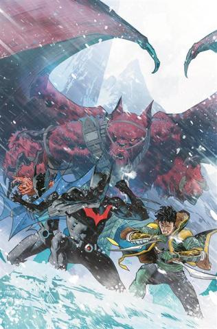 Batman Beyond Vol. 8: The Eradication Agenda