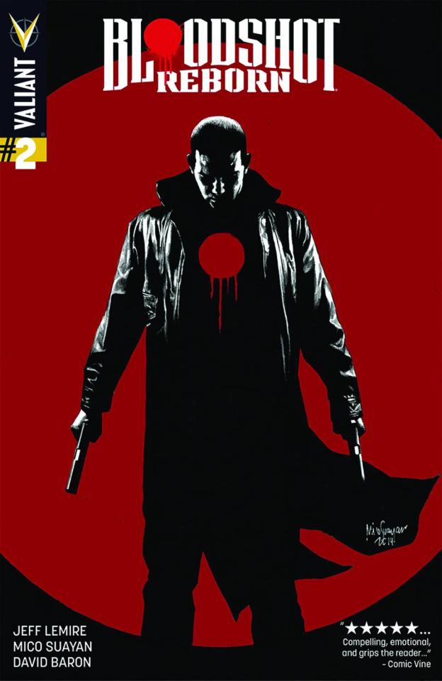 Bloodshot: Reborn #2 (2nd Printing)