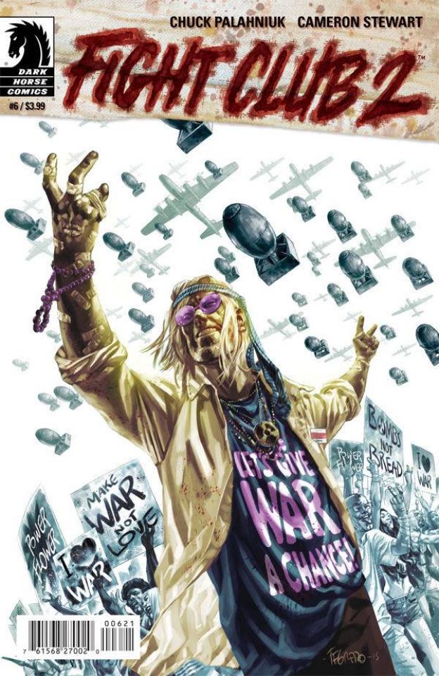 Fight Club 2 #6 (Fegredo Cover)