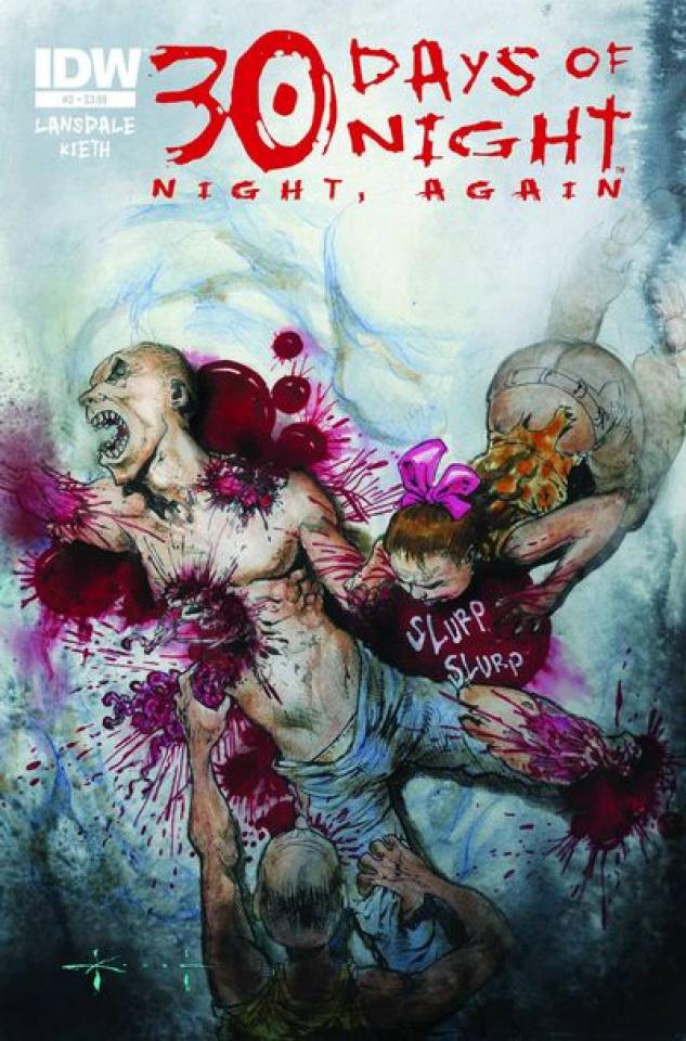 30 Days of Night: Night, Again #2