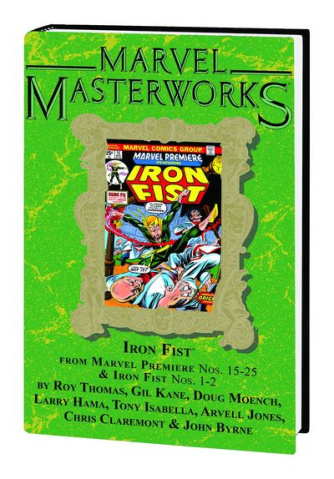 Iron Fist Vol. 1 (Marvel Masterworks)