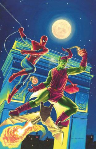 Avengers #16 (Hildebrandt Spider-Man Villains Cover)
