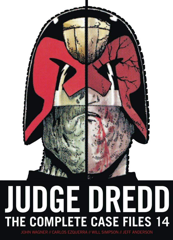 Judge Dredd: The Complete Case Files Vol. 14