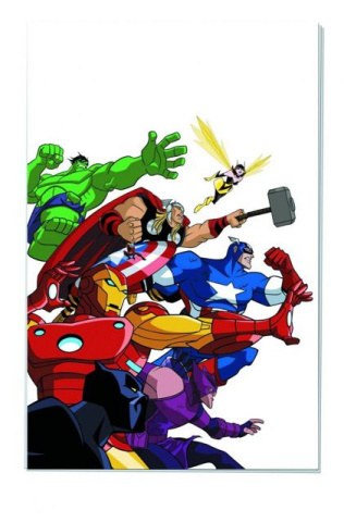 Avengers: Earth's Mightiest Heroes Comic Reader #1