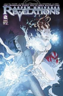 Aspen Universe: Revelations #4 (Gunderson Cover)