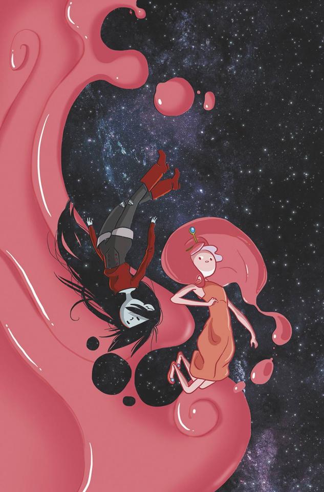 Adventure Time: Marceline Gone Adrift #2 (20 Copy Leyh Cover)