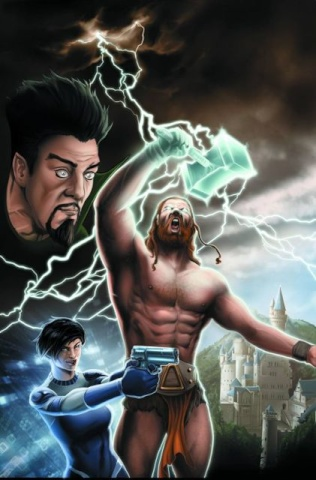 Storm Rider #2