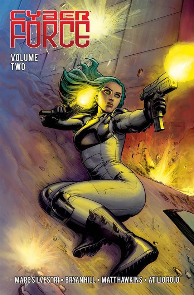 Cyber Force: Awakening Vol. 2