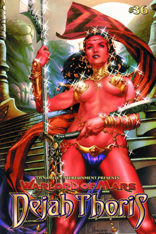 Warlord of Mars: Dejah Thoris #36