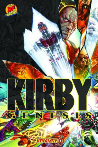 Kirby Genesis #0 (Dynamic Forces)