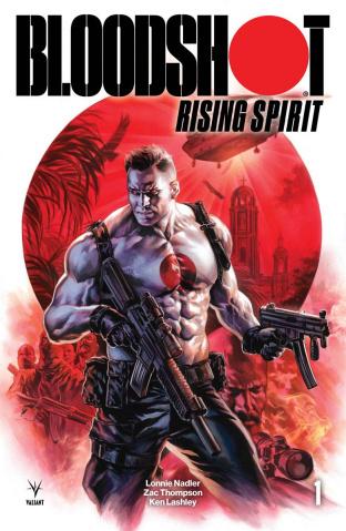 Bloodshot: Rising Spirit #1 (Massafera Cover)
