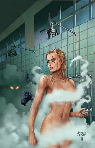 Robyn Hood: The Hunt #2 (Reyes Cover)
