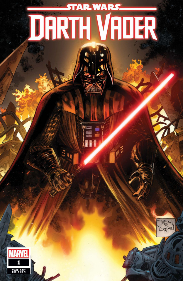 Star Wars: Darth Vader #1 (Daniel Cover)