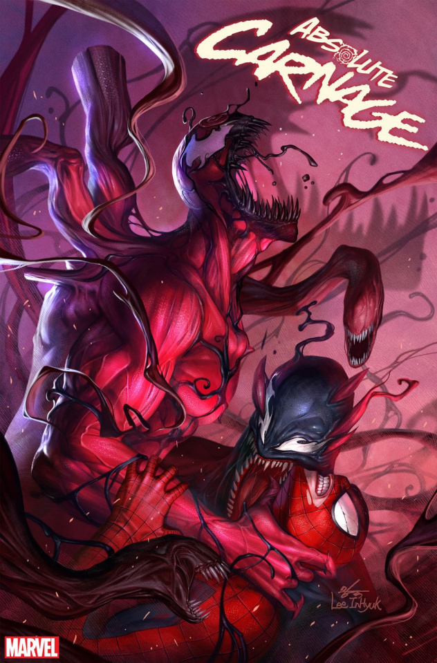 Absolute Carnage #5 (Inhyuk Lee Cover)