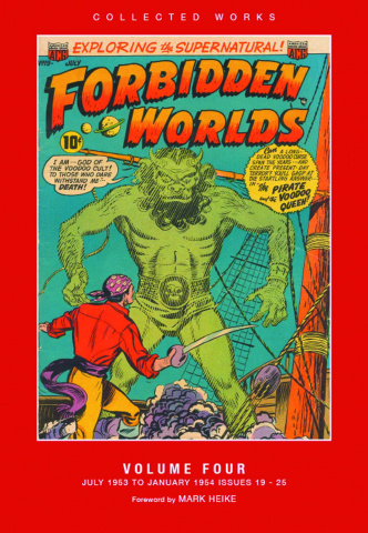 Forbidden Worlds Vol. 4