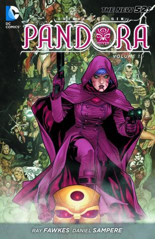 Trinity of Sin: Pandora Vol. 1: The Curse