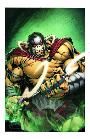 Grimm Fairy Tales: Realm Knights #1 (Mychaels Cover)