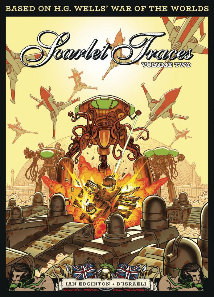 Scarlet Traces Vol. 2