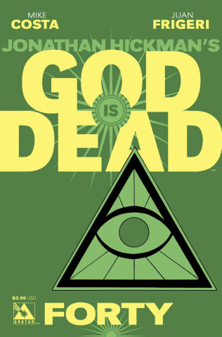 God Is Dead #40