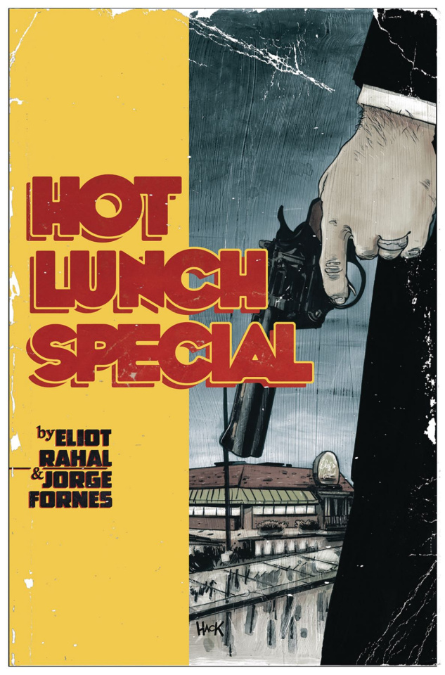 Hot Lunch Special #1 (Hack Cover)
