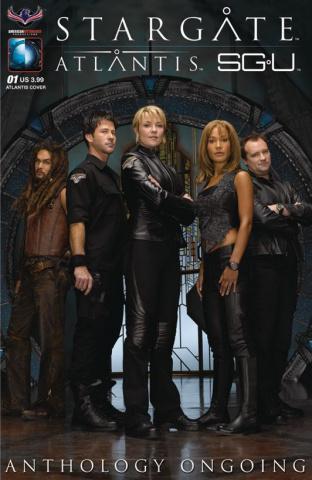 Stargate Atlantis / Stargate Universe Anthology #1 (Photo Cover)