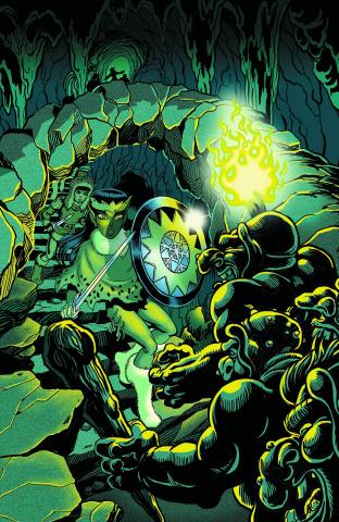 ElfQuest: The Final Quest #9