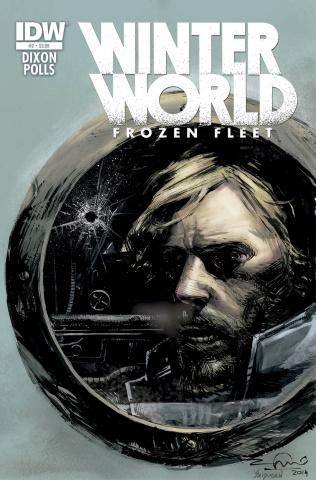 Winterworld: Frozen Fleet #2