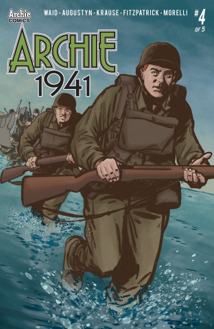 Archie: 1941 #4 (Krause Cover)