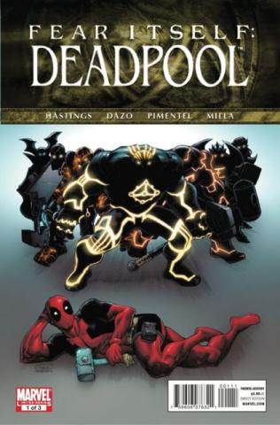 Fear Itself: Deadpool #1
