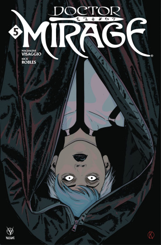 Doctor Mirage #5 (Kano Cover)