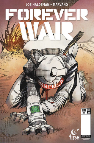 The Forever War #2 (McCrea Cover)