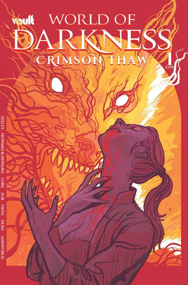World of Darkness: Crimson Thaw #1 (Hixson Cover)