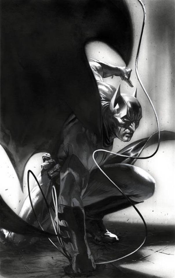 Batman: Black & White #4 (Gabriele Dell'Otto Cover)