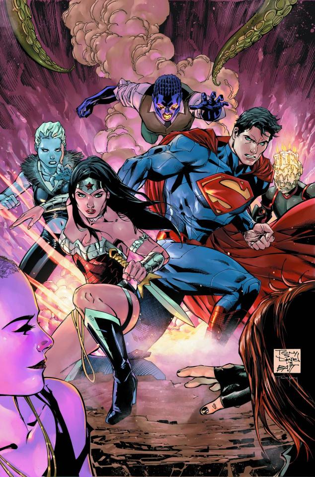 Superman / Wonder Woman #2