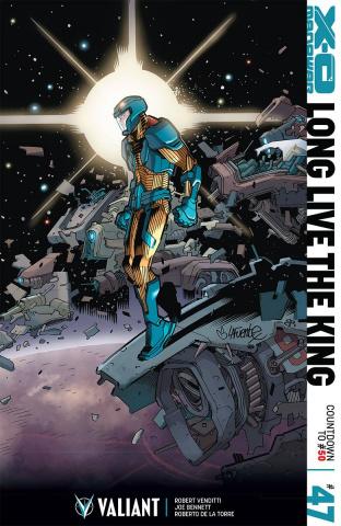 X-O Manowar #47 (20 Copy Lafuente Cover)
