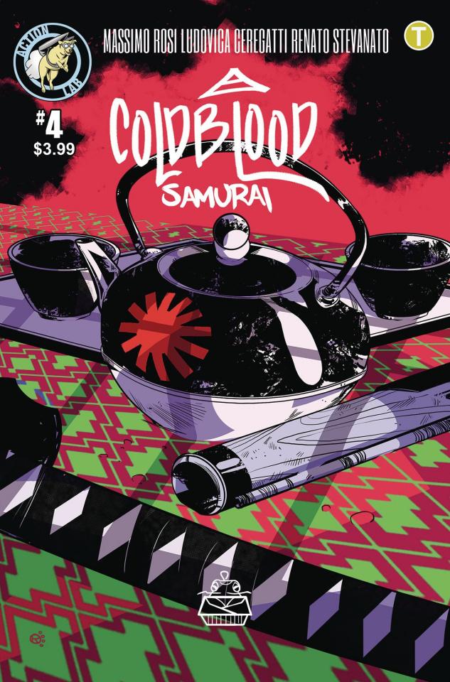 A Cold Blood Samurai #4