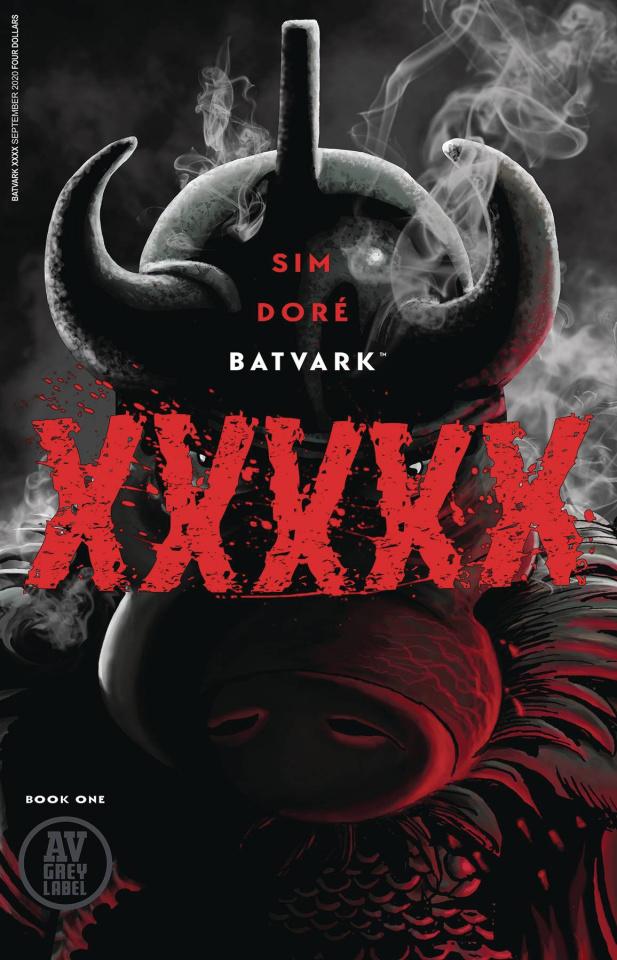 Batvark: XXXXX