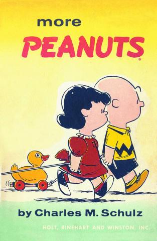 More Peanuts Vol. 2: 1952-1954