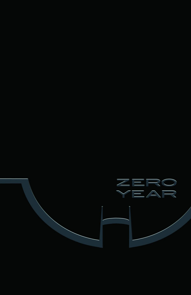 Batman #25: Zero Year