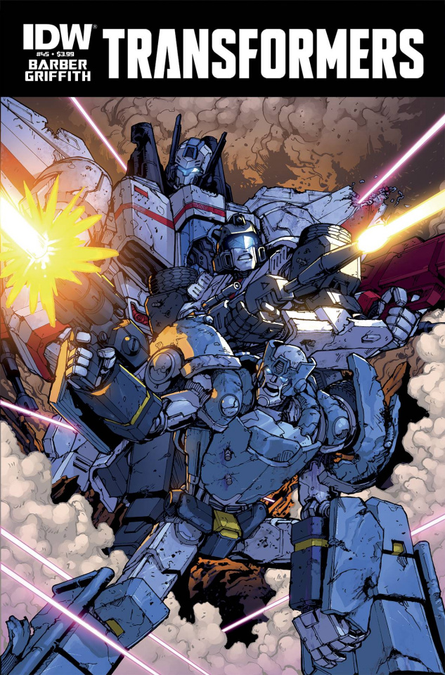 The Transformers #45