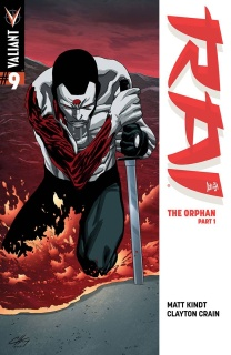Rai #9 (20 Copy Henry Cover)