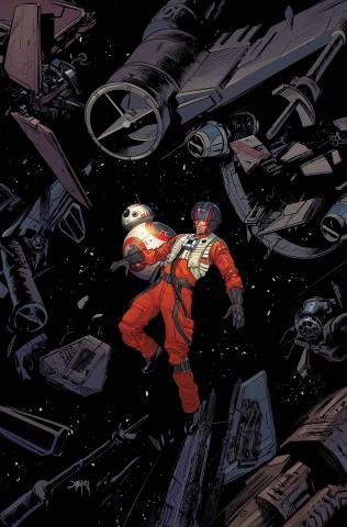 Star Wars: Poe Dameron Annual #1