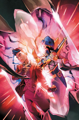 Mighty Morphin' Power Rangers #35