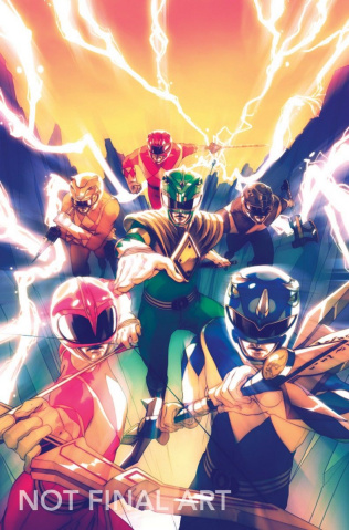 Mighty Morphin' Power Rangers Vol. 1
