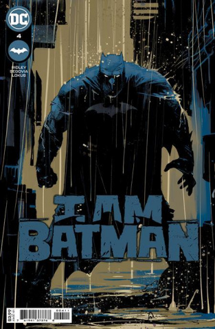 I Am Batman #4 (Gerardo Zaffino Cover)