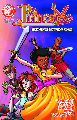 Princeless: Short Stories for Warrior Women #1