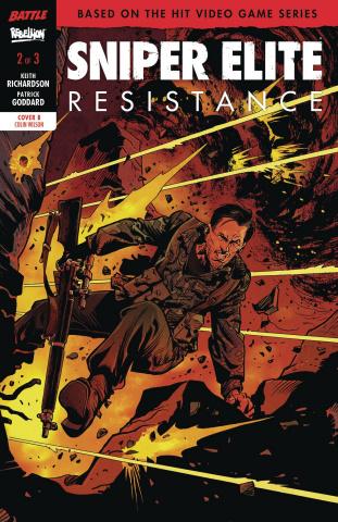 Sniper Elite: Resistance #2 (Groult Cover)