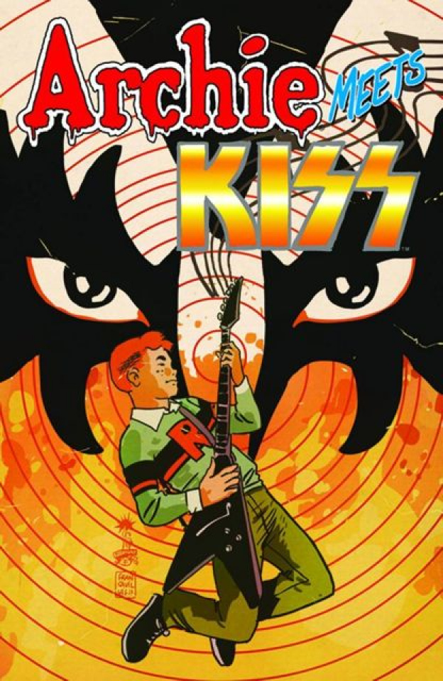Archie Meets Kiss Collectors Edition