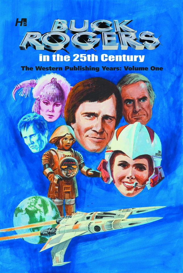 Buck Rogers in the 25th Century: The Western Publishing Years Vol. 1